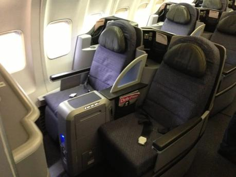 Some offers mentioned below are no longer available. Flight Review: United Business Class EWR-DUB-EWR and My
