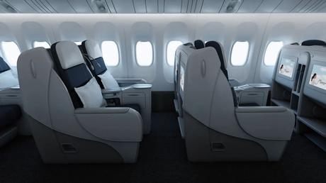 If you ever wanted to know what the process is for upgrading with air canada, check out the complete guide on how to upgrade your tickets! Sky-fi: Flying Air France's premium economy class