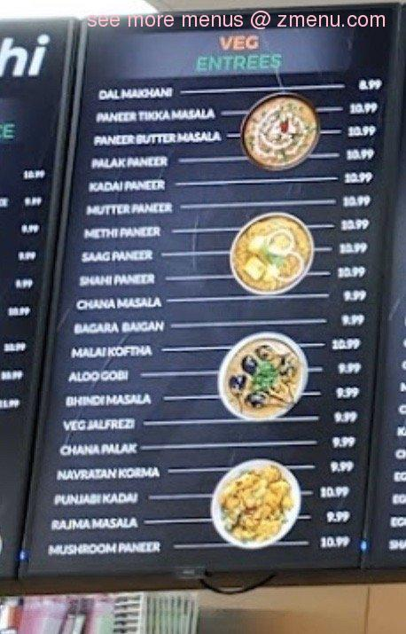 Technology has a significant impact on small businesses, increasing performance and giving smbs access to tools to which they might not otherwise have access. Online Menu of Swadeshi Plaza Of Frisco Restaurant, Frisco