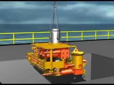 Wellhead components include the casing head, the tubing head and the christmas tree. FMC TECHNOLOGIES, Subsea Engineering, Subsea Wellhead, FMC
