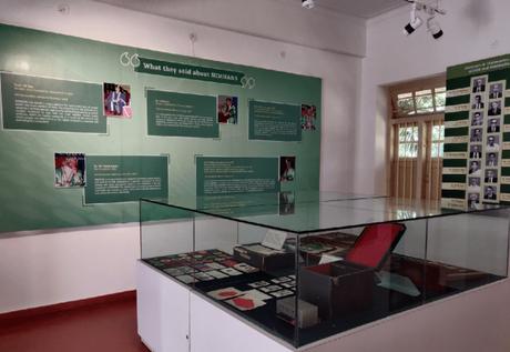 NIMHANS Heritage Museum, Bangalore