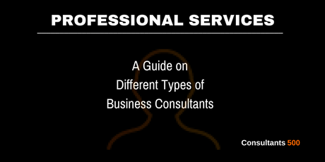 It is a concoction of red tea with milk and small starch balls. A Guide on different types of Business Consultants