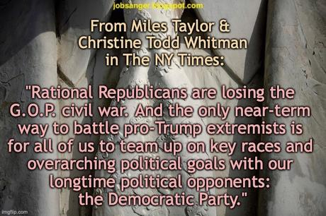 An Appeal To The GOP From Two Rational Republicans