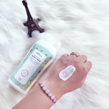 Satthwa restorative body milk