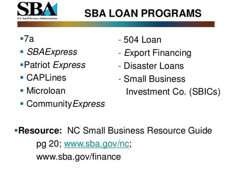 How can i get a small business loan in canada? Small Business Programs in Federal Procurement