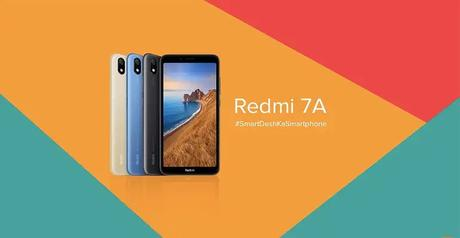 Given the constraints that lack of capita. Get the new Redmi 7A Snapdragon Launching Today - Tata