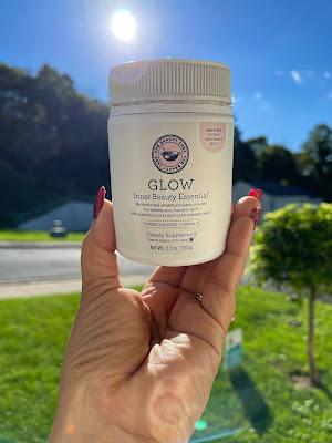 GLOW AND GUT POWDER BY THE BEAUTY CHEF