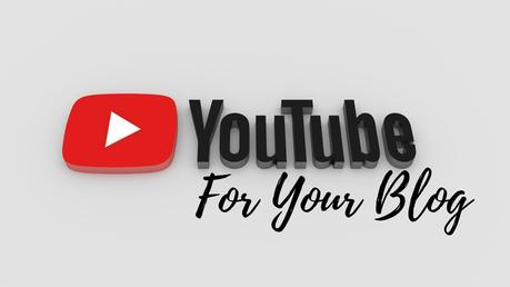 YouTube channel for your blog