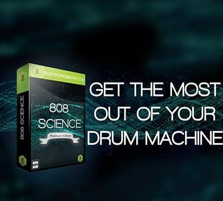 Busy Works Beats 808 Science Platinum Edition TUTORIAL WAV