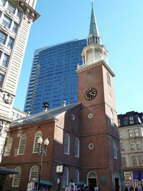 You'll be developing one covering compliance, environmental, financial, operational and reputation risk management. Old South Meeting House - Boston National Historical Park