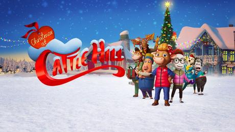 Christmas at Cattle Hill (2020) Movie Review 'Cute Christmas Movie'