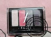 Faces Chic Eyeshadow Quad Wine Timed Review Swatch