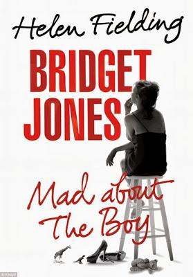 Bridget Jones is Back! Mad About the Boy by Helen Fielding