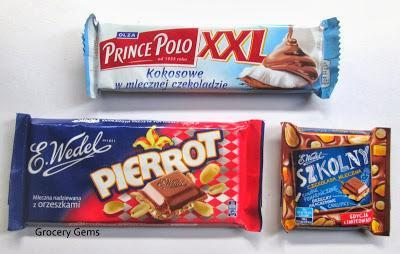 Around The World: Polish Chocolate Bars Round Up