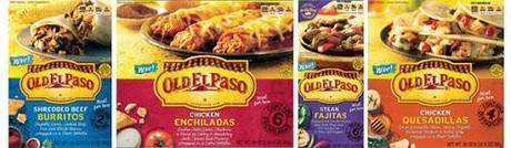 Easy Meals for Two with #OldElPaso Frozen Entrees