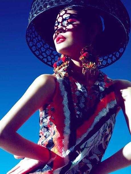 fashionisglory:  c-a-n-d-y—k-i-s-s-e-s:  CANDY KISSES: Chen Lin...