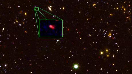 Galaxy Z8-GND-5296 proves that light degrades to MICROWAVES.