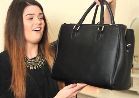 The Zara City Bag Office S Demure Sister