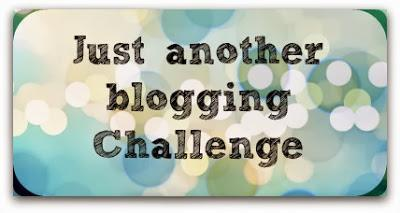 Just Another Blogging Challenge