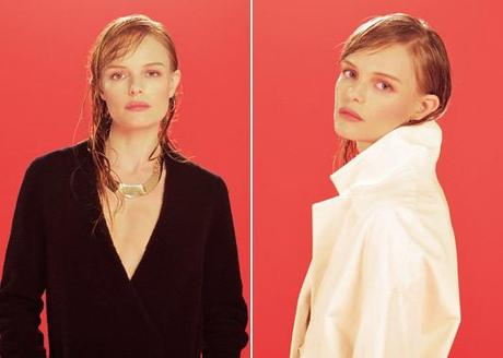 Kate Bosworth presents