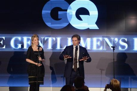 Sam Trammell GQ Gentlemens Ball 2013 Dimitrios Kambouris Getty 3