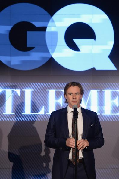 Sam Trammell GQ Gentlemens Ball 2013 Dimitrios Kambouris Getty 4