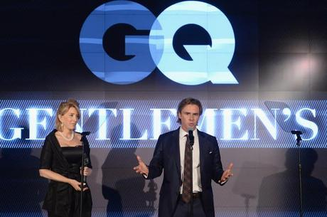 Sam Trammell GQ Gentlemens Ball 2013 Dimitrios Kambouris Getty 2
