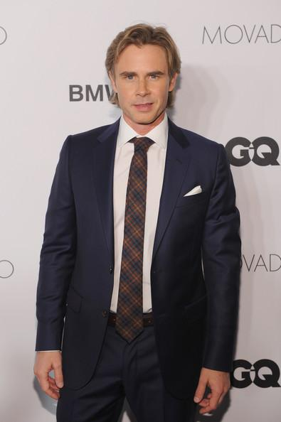 Sam Trammell GQ Gentlemens Ball 2013 Dimitrios Kambouris Getty 13