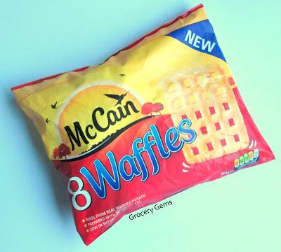 Review: NEW McCain Quick Cook French Fries & McCain Waffles
