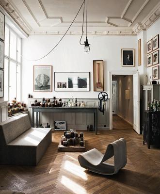 Apartment + Studio In Berlin