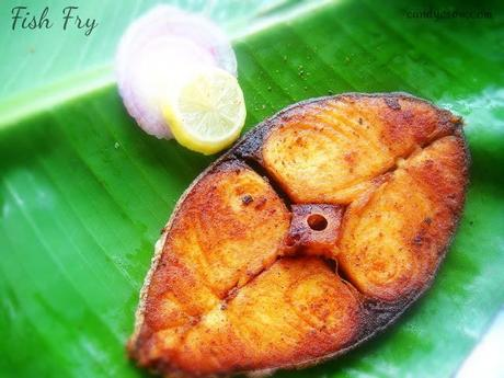 Fish fry south indian fish fry recipe paperblog i am not a very big fan of sea food but i have started to like it recently this fish fry is a very easy to make dish forumfinder Gallery