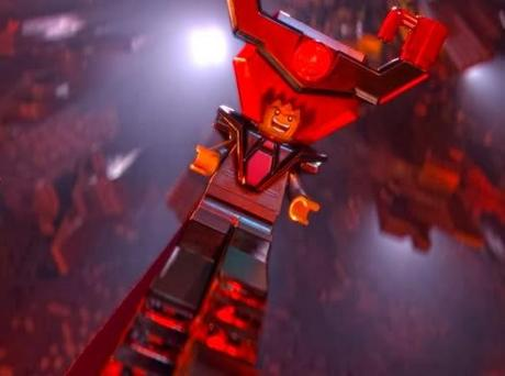 New Geeky Images from 'The LEGO movie'