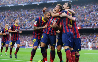 Barcelona Claim El Clasico in Tight 2-1 Victory