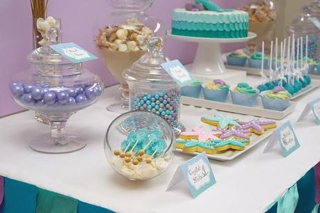 A Whimsical Under The Water Mermaid Party By Lottie And Me