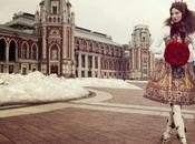 Vogue Japan December 2013 Anastasia Winter