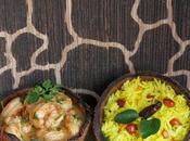 Goan Prawn Curry Lemon Rice