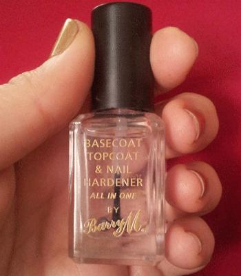 Barry M All in One Nail Paint