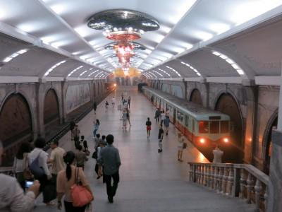 pyongyang north korea revival station