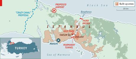 Turkey's infrastructure: The sultan's dream