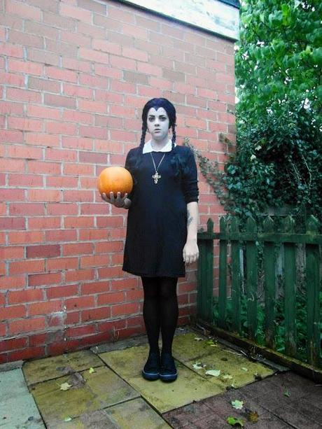 Wednesday Addams Halloween Outfit Paperblog