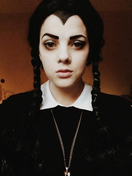 Wednesday Addams - Halloween Outfit - Paperblog