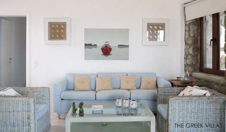 living room classic charm