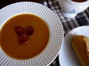 Roasted Butternut Squash Chorizo Soup