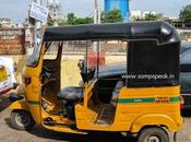 Auto-rickshaws Chennai Metropolis They Have Meters Too....