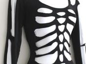 Scary Skeleton Halloween Costume
