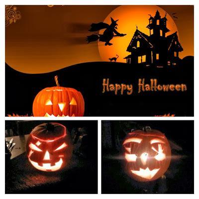 Halloween ideas paperblog for B m halloween decorations