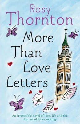 MORE THAN LOVE LETTERS BY ROSY THORNTON - MY REVIEW