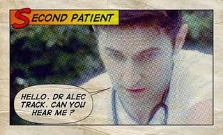 RA-COMIC CARDS - DR TRACK'S GOLDEN HOURS