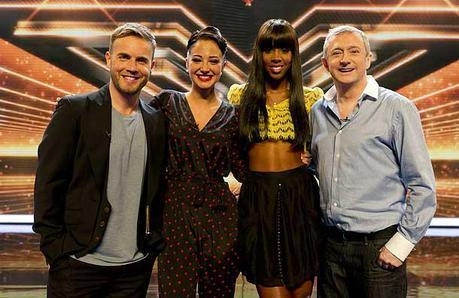 This Weekend's X Factor - A Tale of Two Very Different Episodes