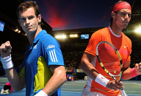 Murray the Boy, Nadal the Man